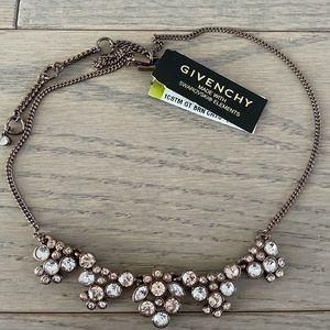 Givenchy Swarovski Crystals necklace